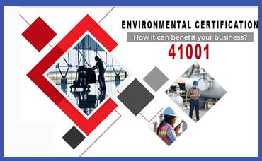 Environmental certification Provider in faisalabad